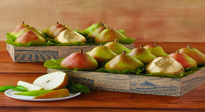 Harry and David Favorite Royal Riviera Pears