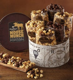 Harry and David Moose Munch Gourmet Popcorn