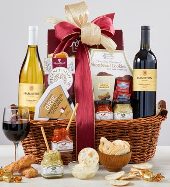 Sommeliers Choice Wine Gift Basket