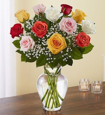 Rose Elegance Premim Assorted Roses