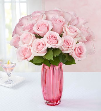 Pink Petal Roses for Mothers Day