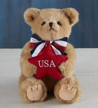 USA Patriotic Bearington Bear