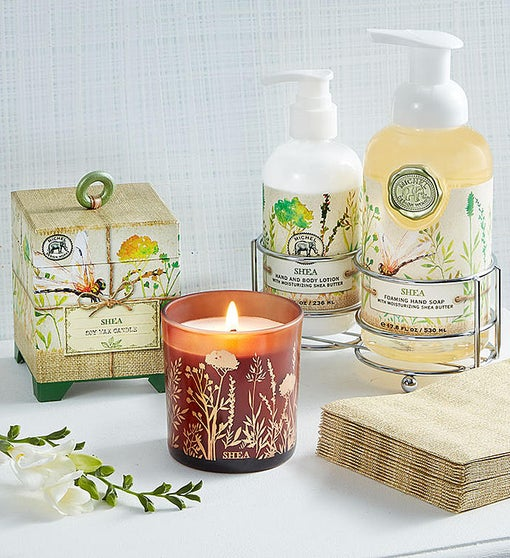 Michel Design Works ® Shea Butter Bath Essentials