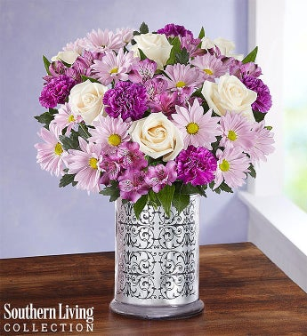 Lavender Garden Bouquet by Southern Living