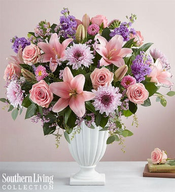 Precious Pedestal by Southern Living for Sympathy