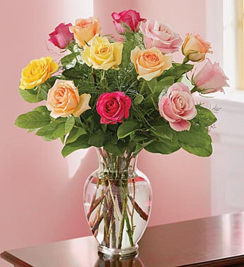 Assorted Roses