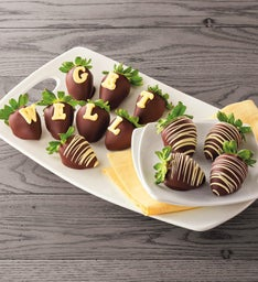 Get Well Chocolate-Covered Strawberries