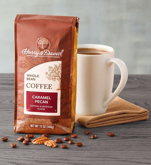 Caramel Pecan Coffee