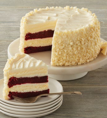 The Cheesecake Factory174 Ultimate Red Velvet Cake Cheesecaketrade - 734