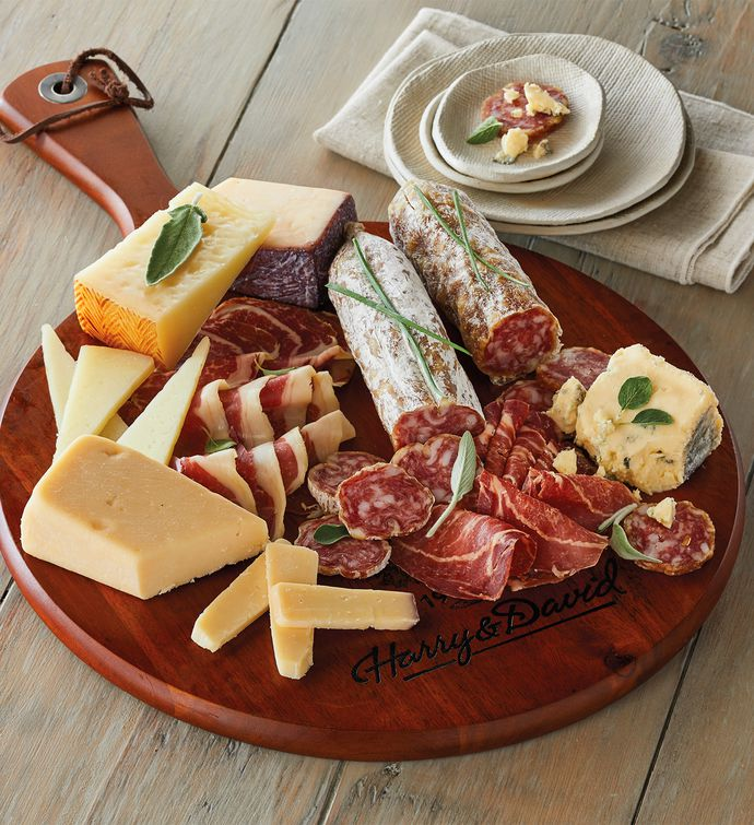 Ultimate Charcuterie and Cheese Collection