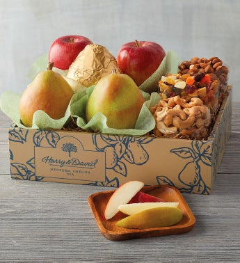 Fruit and Nut Gift Box