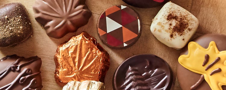 Fall Chocolate Collection | Shop Now