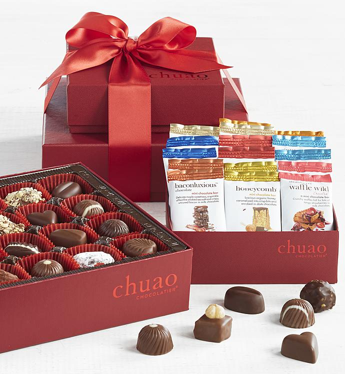 Chuao Chocolatier Artisan Bars  Bon Bons Tower