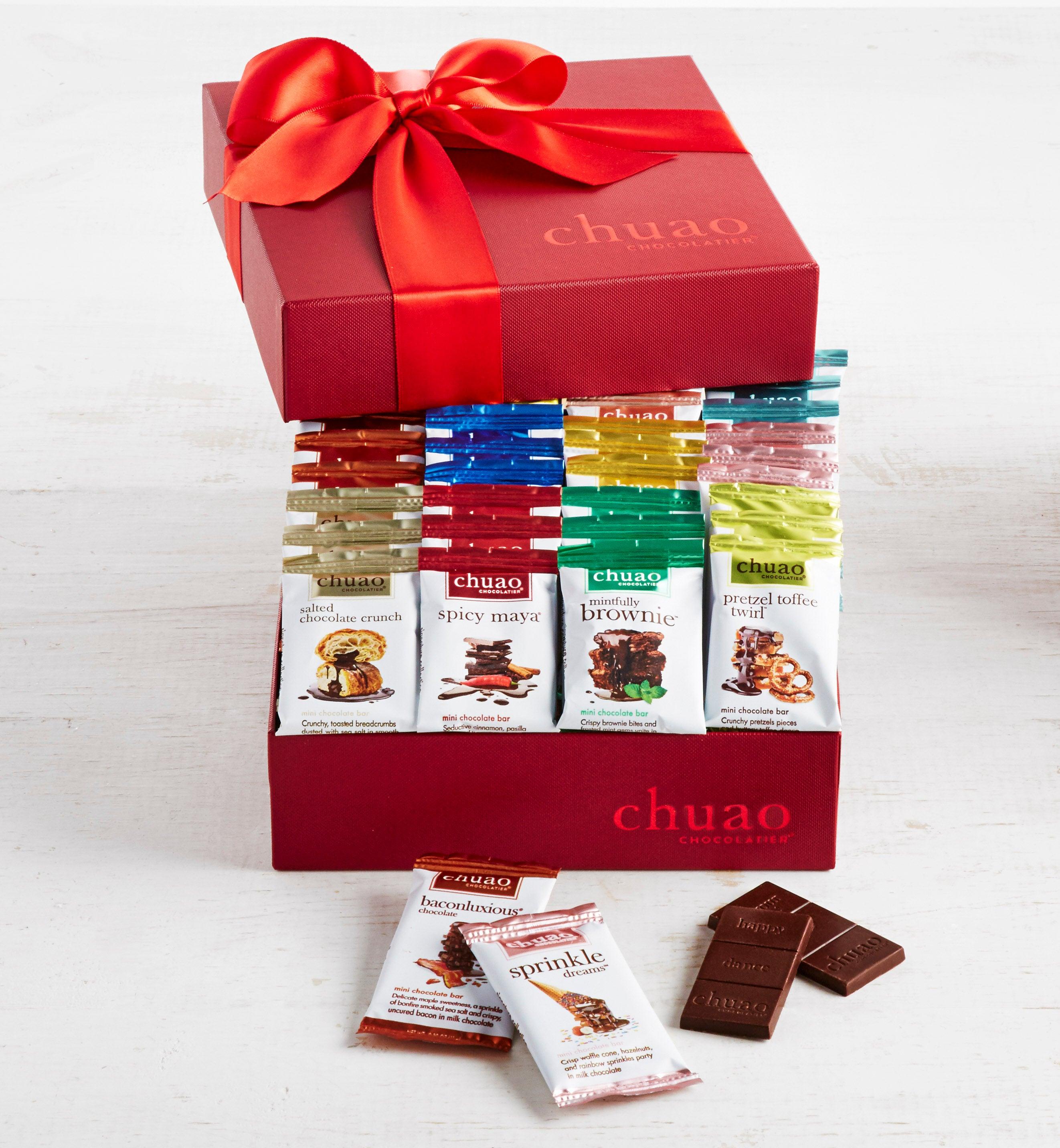 Chuao Share the Love Artisan Bar  Pc Gift