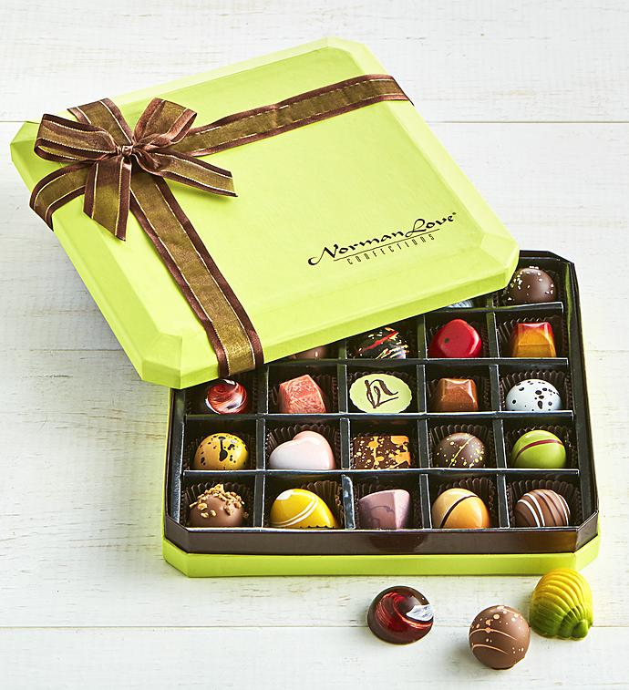 Norman Love Signature Chocolates Box  pc