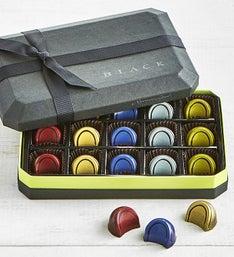 Norman Love Black Single Origin Dark Chocolates