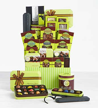 Norman Love Confections Lots of Love Gift Tower