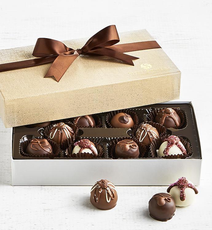 The Sweet Shop Artisan Truffles pc Box