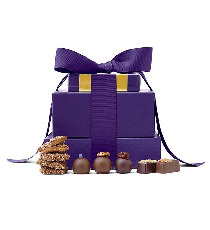 Vosges Haut Chocolat Grande Gift Tower