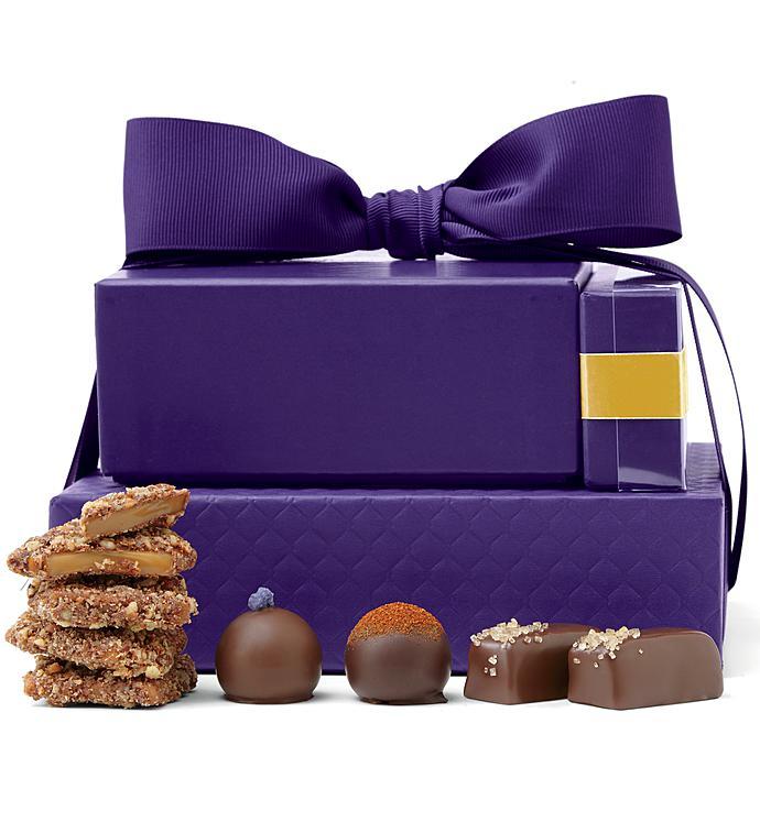 Vosges Haut Chocolat Petite Gift Tower