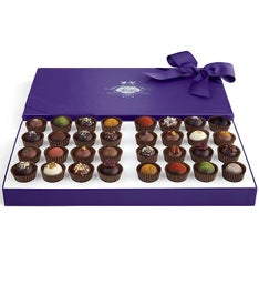 Vosges Exotic Truffle Collection  Pc Box