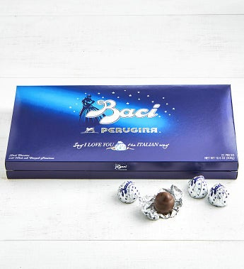 Perugina Baci 21pc Dark Chocolates