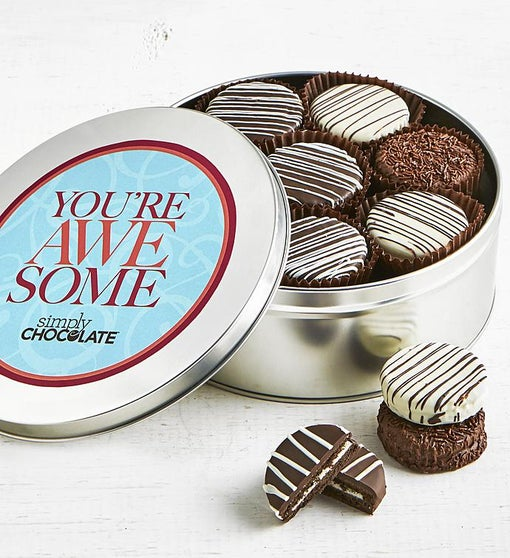 Simply Chocolate You're Awesome! OREO® Tin