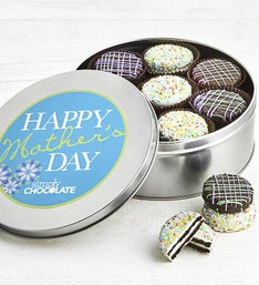 Simply Chocolate Happy Mothers Day OREO Tin