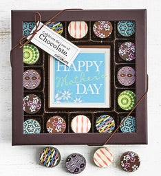 Simply Chocolate Mom's Best Bar & Truffles 17pc