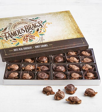 The Sweet Shop Famous Brags® Chocolates Box