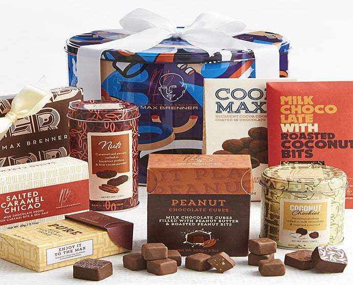 Max Brenner Grand Chocolate Art Collection
