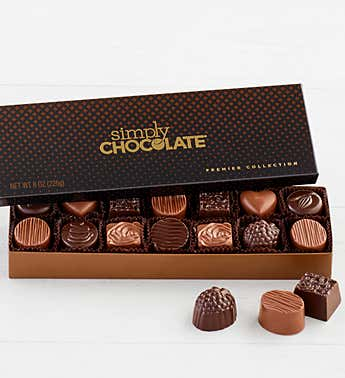 Simply Chocolate Premier Collection 14pc