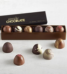 Simply Chocolate Colossal Truffles pc