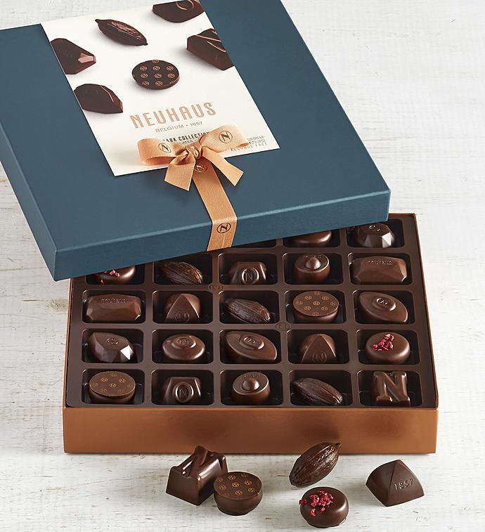 Neuhaus All Dark Assorted Belgian Chocolates  pc