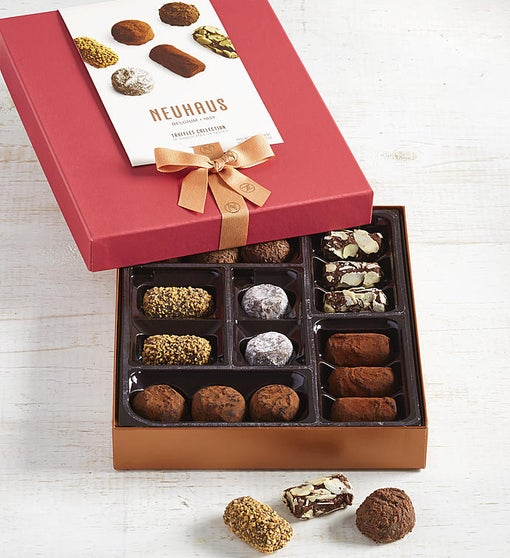 Neuhaus Assorted Belgian Chocolate Truffles 16 pc
