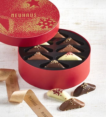 Neuhaus Ltd Ed. Holiday Irresistibles Chocolates