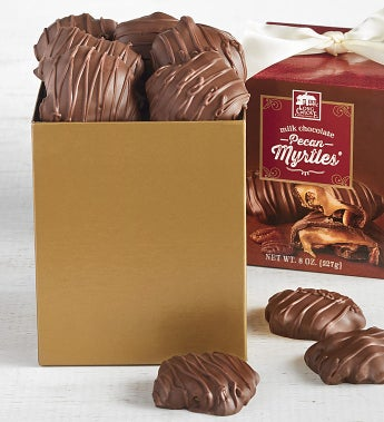 Long Grove Milk Chocolate Pecan Myrtles