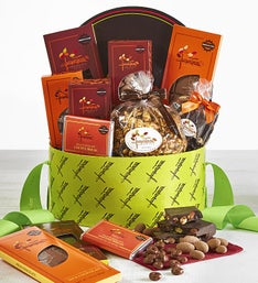 Christmas Chocolate Gifts & Gift Baskets | Simply Chocolate