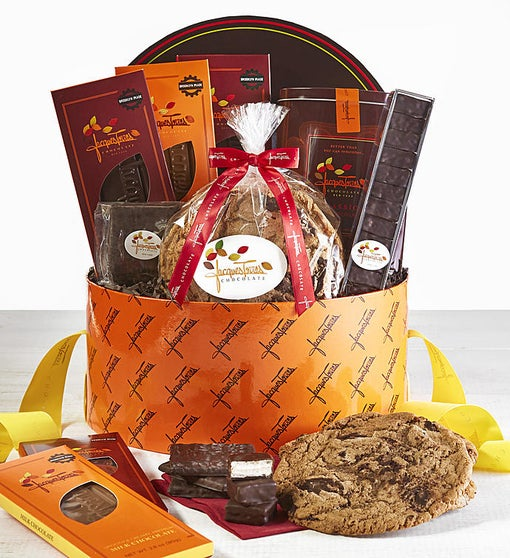 Jacques Torres S'more Chocolates Gift Box