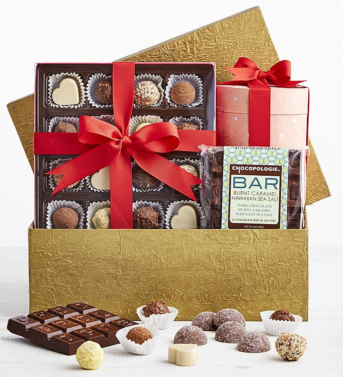 Knipschildt Exclusive Chocolate Treasures Gift Box
