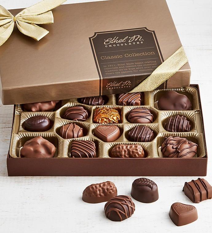 Ethel M Chocolates Classic Collection pc