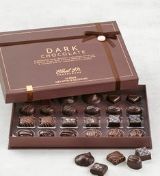 Ethel M Milk  Dark Sea Salt Caramels  pc