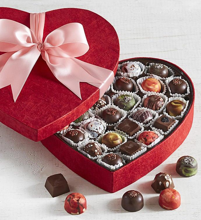 Knipschildt Chocolatier Valentine Heart pc