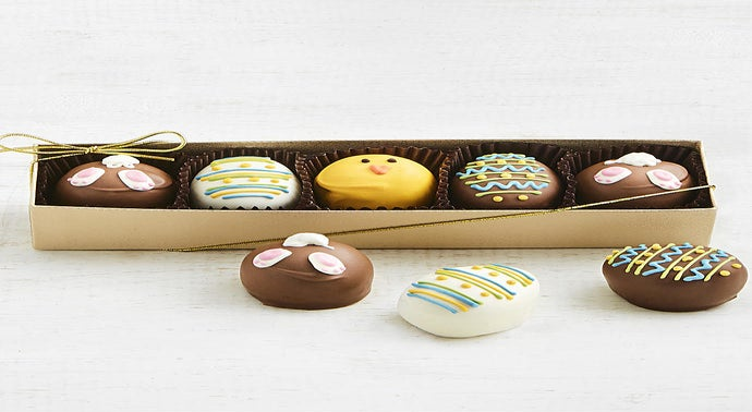The Sweet Shop Easter Truffle Flight Box