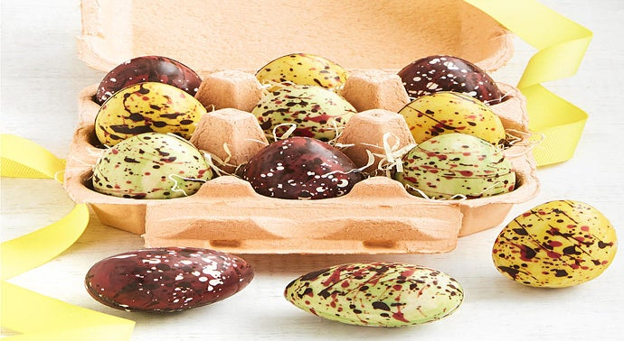 Knipschildt Artisan Easter Egg Crate 9pc