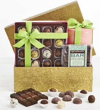 Knipschildt Exclusive Spring Chocolates Gift Box