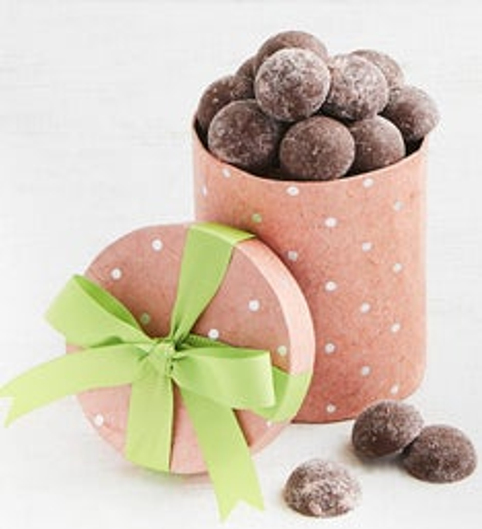 Chocopologie Dark Raspberry Ganache Truffles