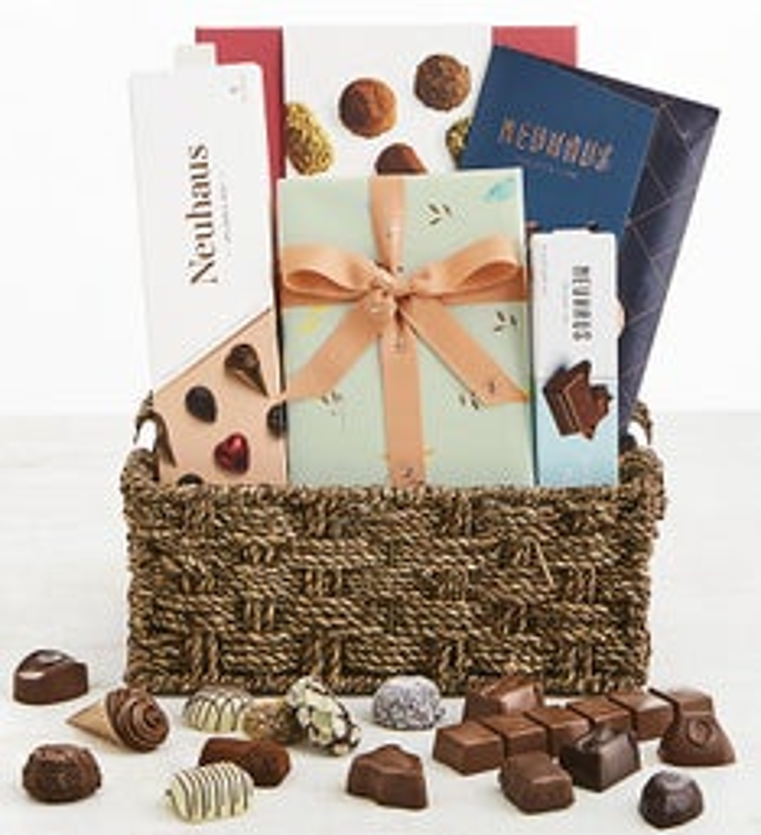 Neuhaus Exclusive Spring Premier Chocolates Basket