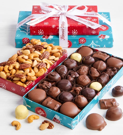Fannie May® Chocolates Holiday Hostess Tower