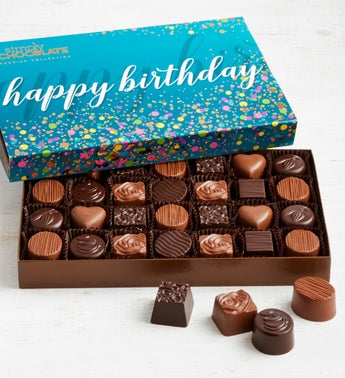 Simply Chocolate Birthday Premier Collection